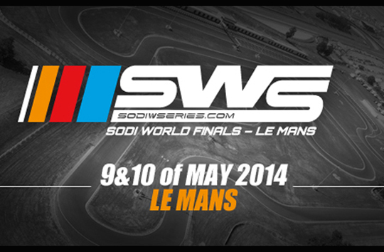 Sodi World Finals 2014 is on at Le Mans