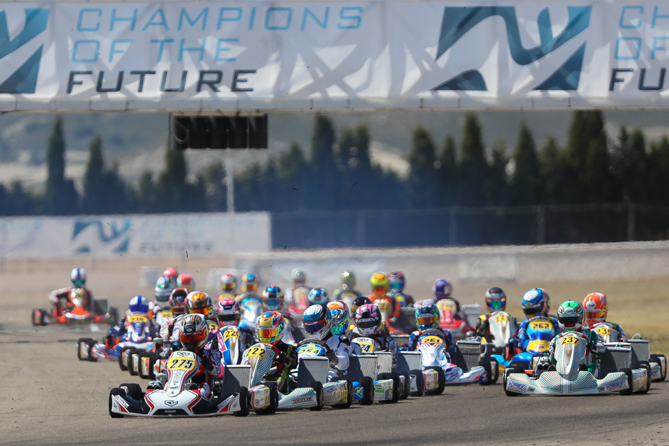 Champions of the Future 2021 is more than ready to go racing