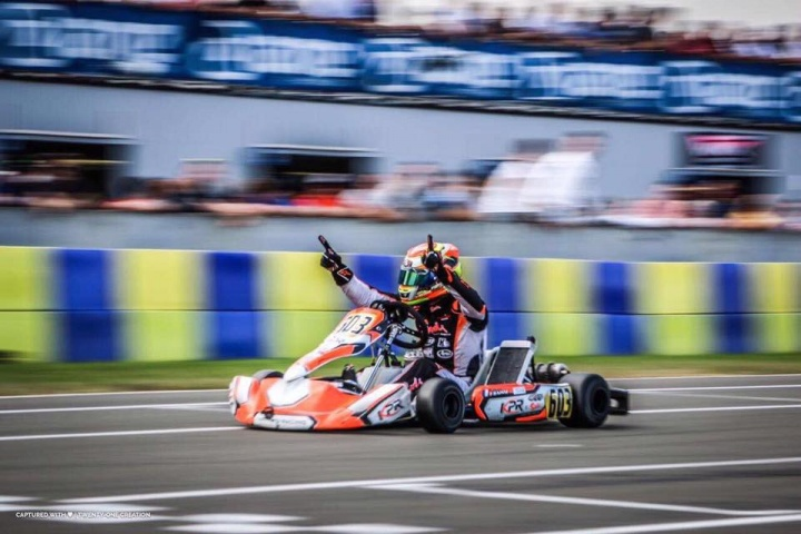 Sodikart grabs another international title