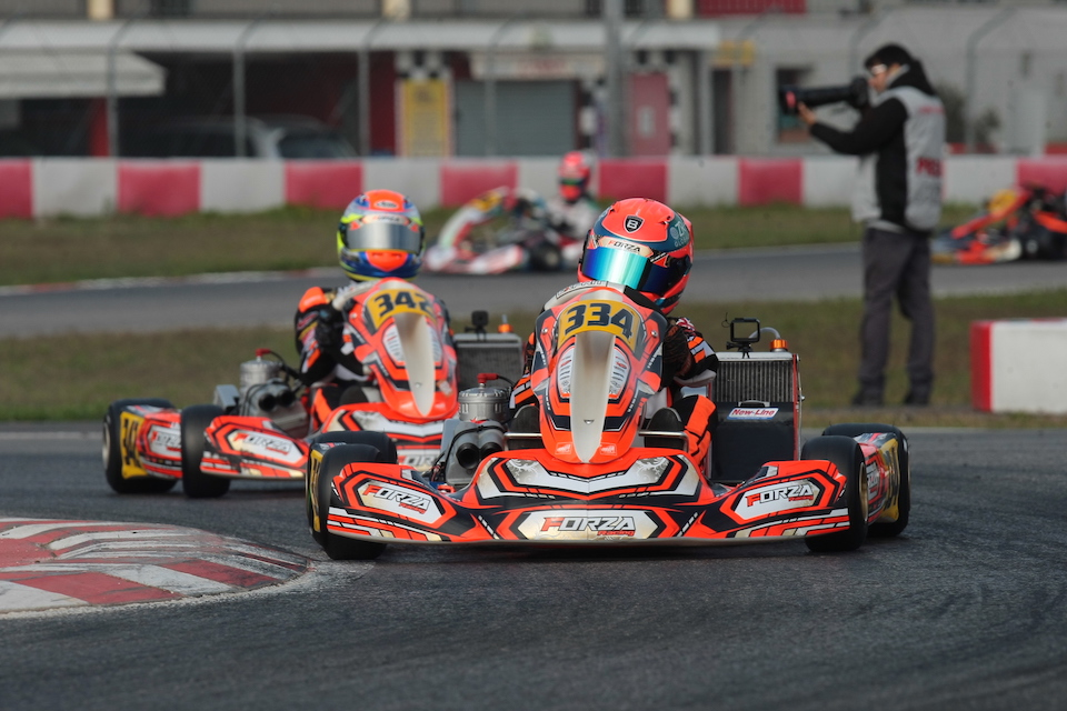 Forza Racing wins the 48th Trofeo delle Industrie