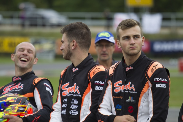 Sodikart bets on a super team for the 24 hours of Le Mans
