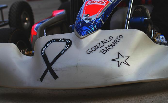Rest in speed Gonzalo