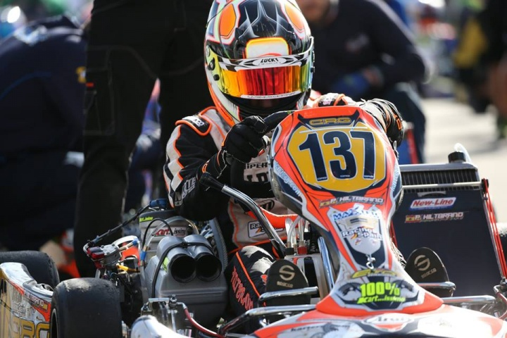 CIK-FIA Int. KZ2 Super Cup, Kristianstad – Final