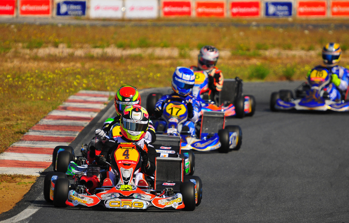 """CRG dominant in Spain  with """"Pedrito"""" Hiltbrand"""