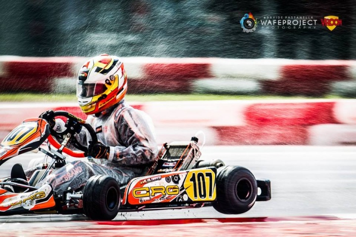 CIK-FIA European KZ2 - OK - OK Junior Champs - Day 2