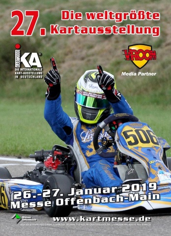 Everything is ready for the 27th edition of the IKA2000 of Offenbach.