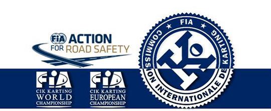 KF and KFJ first race of the season in the CIK-FIA European Championship