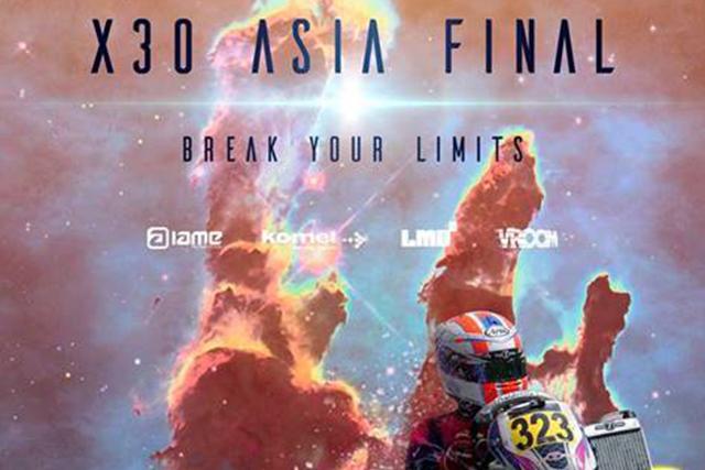 X30 Asia Finals: Thailand awaits