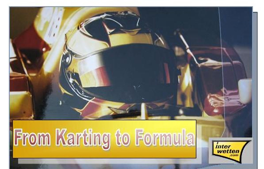 Bridging the gap from Karting to Formula