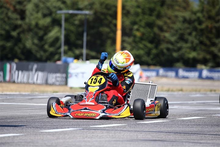 Italian ACI Karting Championship, Circuito del Sele - Round 3, June 4th 2017