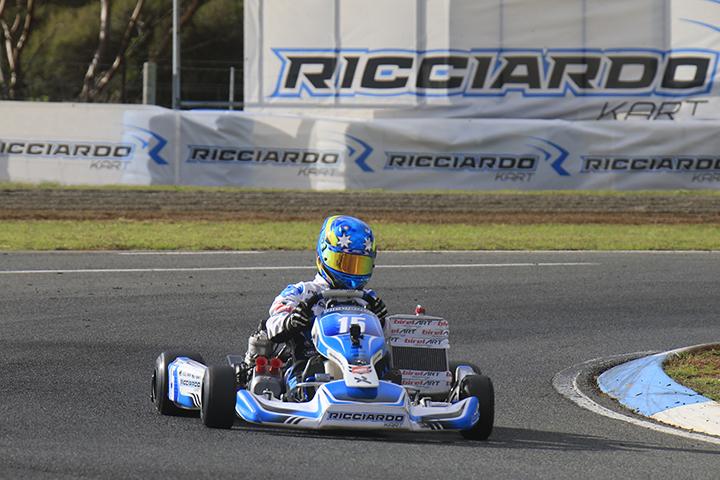 Australian Karting Championship, Monarto - Round 3, May 28 2017