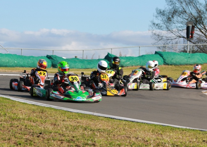 Manawatu & TRC Toyota WPKA Goldstar Series, Chemz Raceway - Round 3, May 07 2017