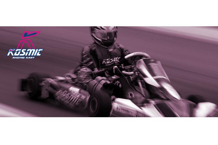 2017 Kosmic Kart Racing Department drivers line up