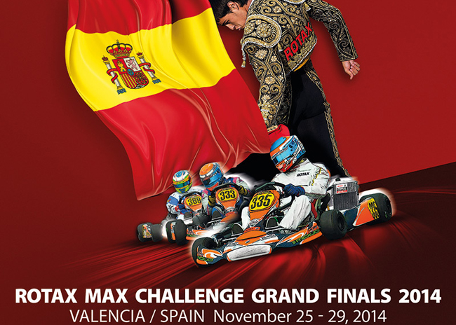 Sodikart: supplier and partner of 2014 Rotax Grand Finals