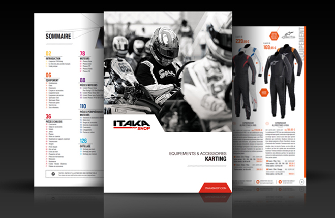 The 2015 ITAKAshop Catalogue is out!