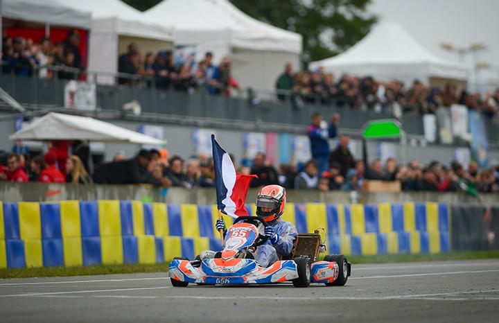 CIK-FIA Endurance Championship - Le Mans, October 1st