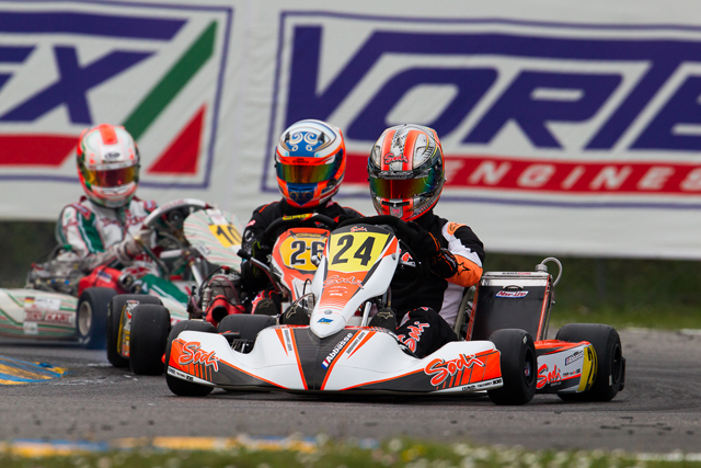 Sodi Kart smashed the WSK Super Master Series