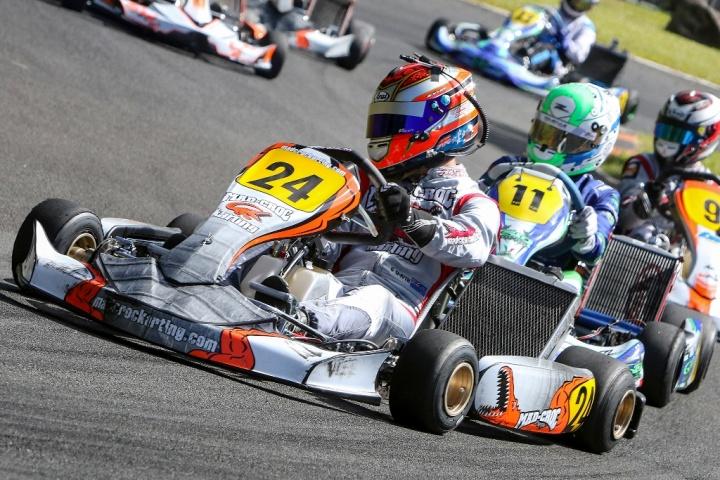Molecule ProKart Series, Te Puke Raceway - Round 2, March 19 2017