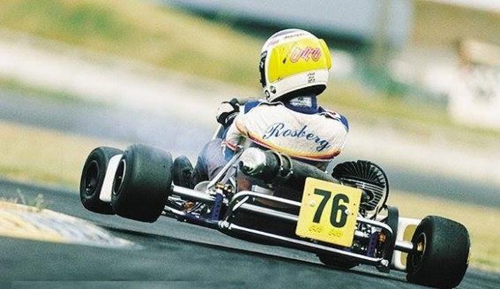 Nico Rosberg retires from F1 racing