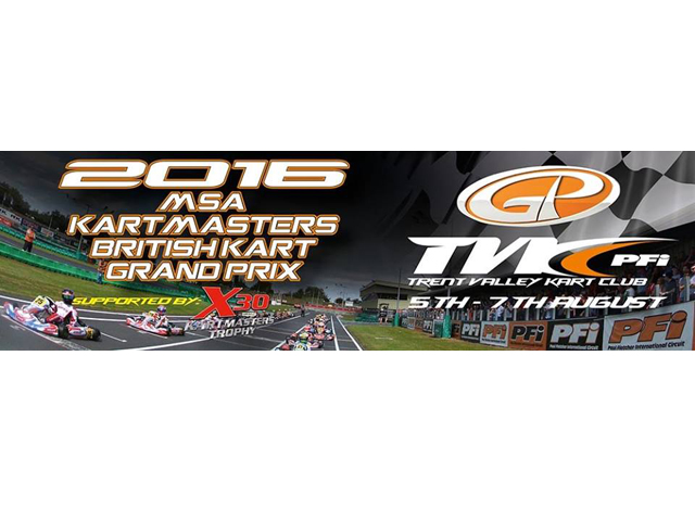 OK To Be At Kartmasters 2016!