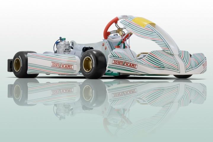2019 Tony Kart chassis