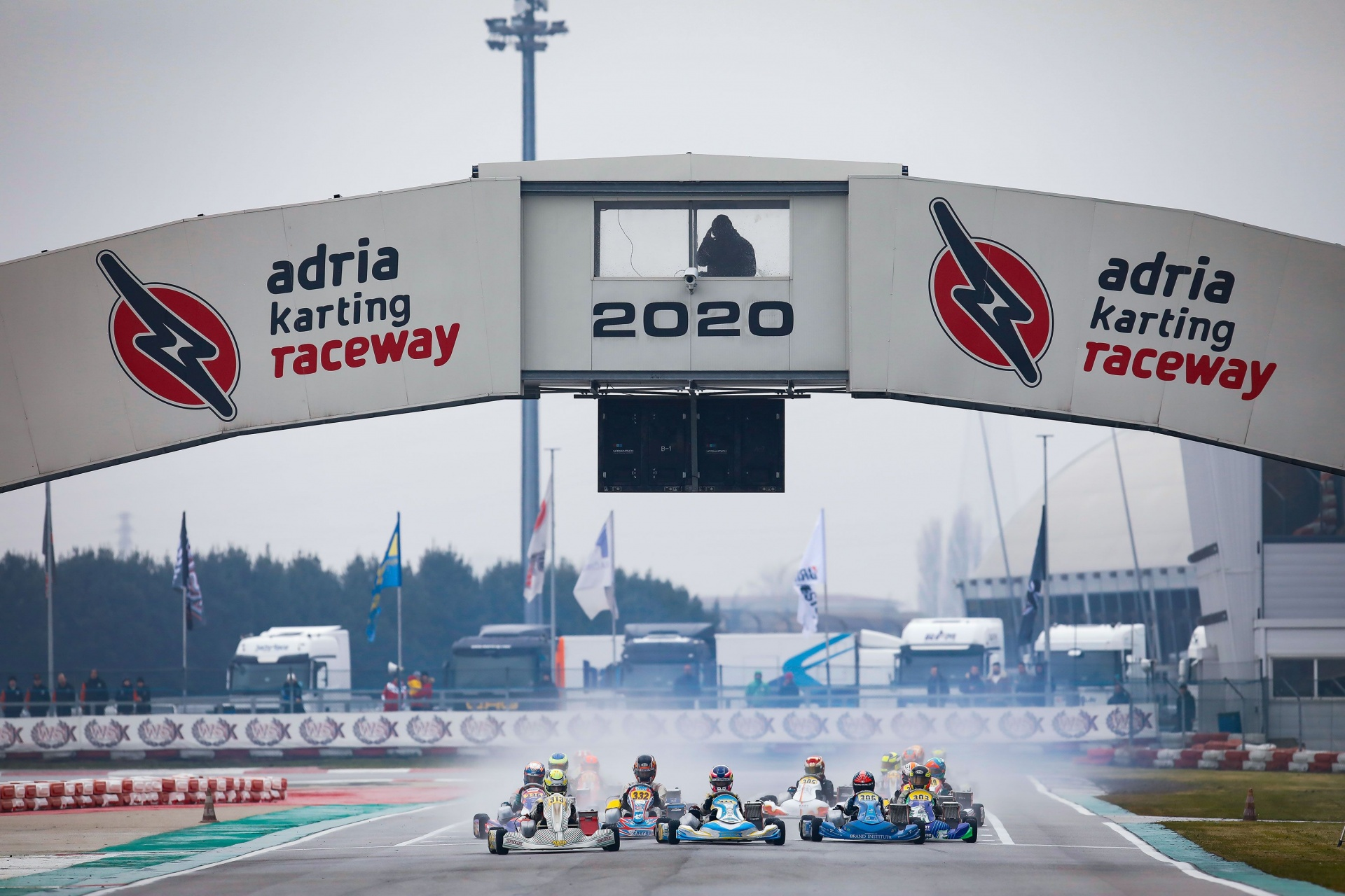 WSK Super Master Series - Preview