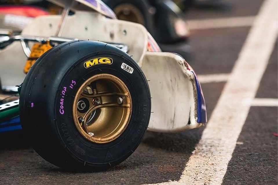 FIA makes it official: MG Tires exclusive tyre supplier for 2021