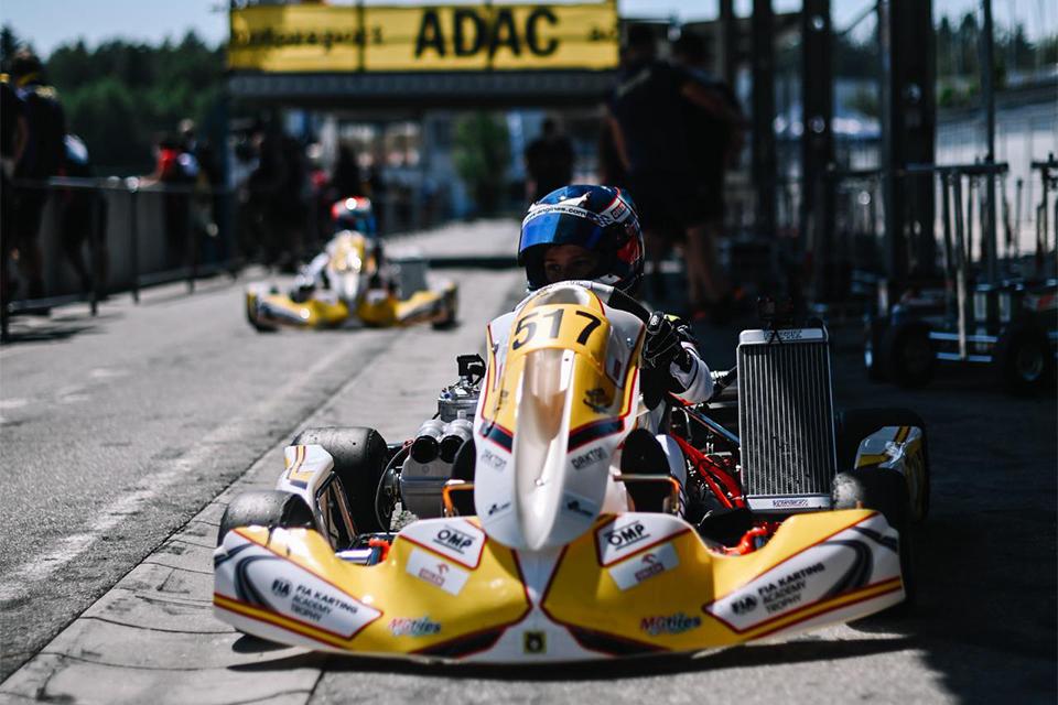 Maciej Gladysz ready to represent Poland in FIA Academy Trophy
