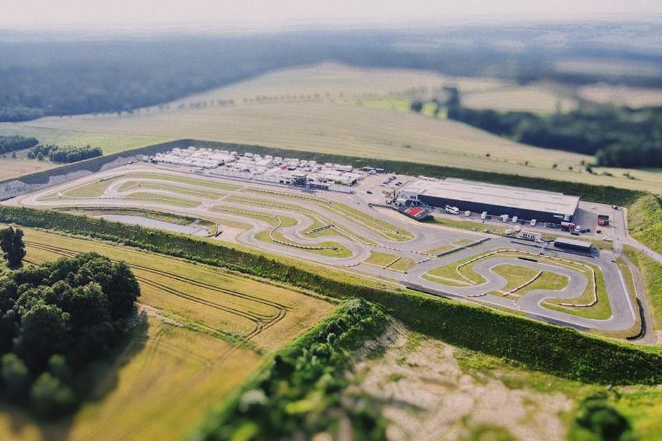 Rotax Euro Trophy debuts in Saxony