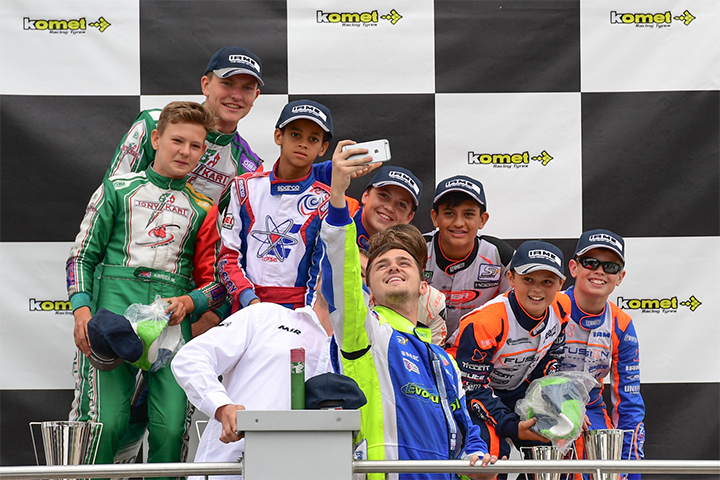 X30 Euro Series, Wackersdorf - Round 3, July 23rd 2017
