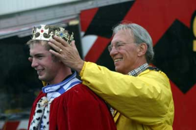 Rock Island Grand Prix announces 2016 King of Streets to honor Jim Murley
