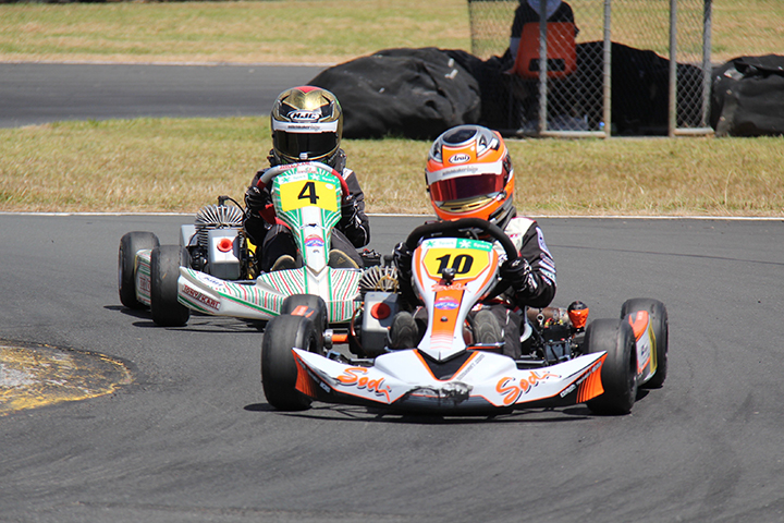 Rok Cup NZ, Giltrap Group Raceway - Round 1, January 29 2017