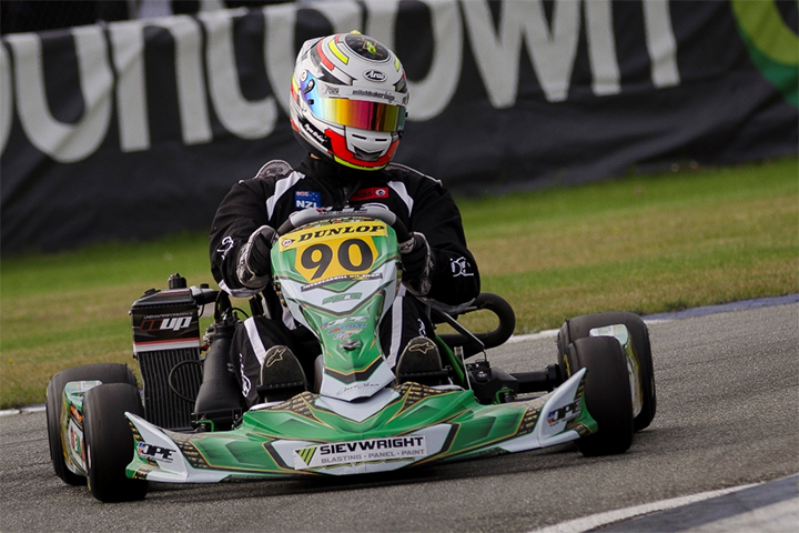 2017 KartSport New Zealand National Sprint Championships, Invercargill Kart Raceway - April 16 2017