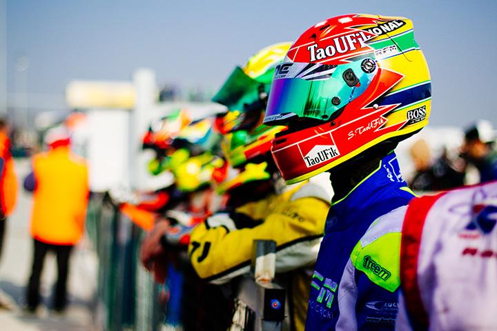 CIK-FIA European Championship, Alaharma – OK final