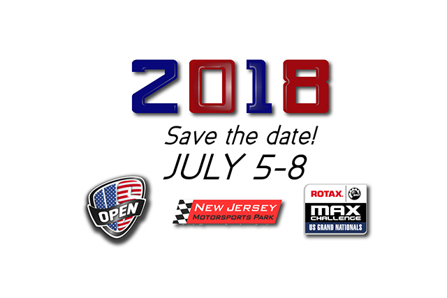 US Open / Grand Nationals: Save the date!