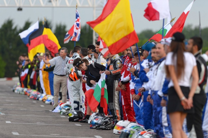 2016 Sodi World Series Finals - The event of the year is started!
