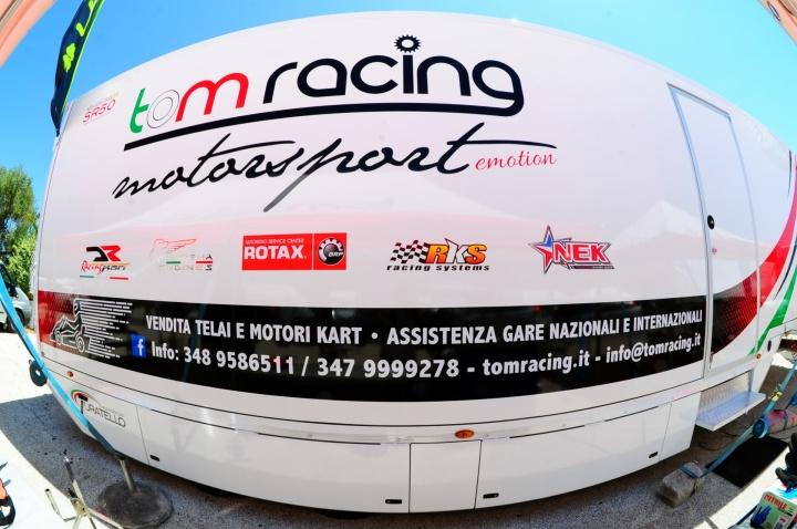Success for Tomracing and DR Racing Kart