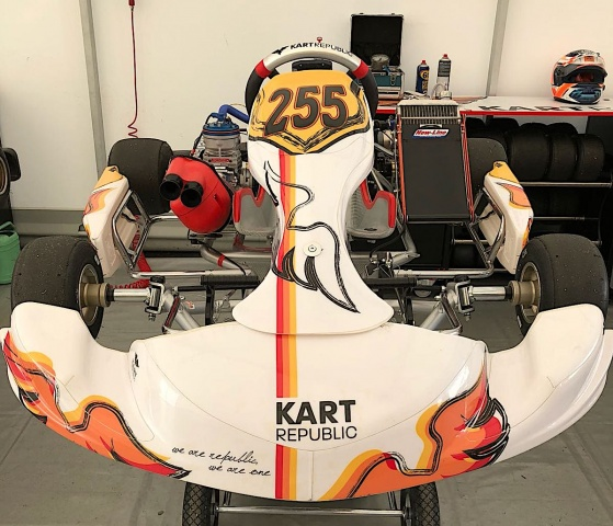 Part 2: Karting and Winter, and everything you need to know, with Lorenzo Travisanutto