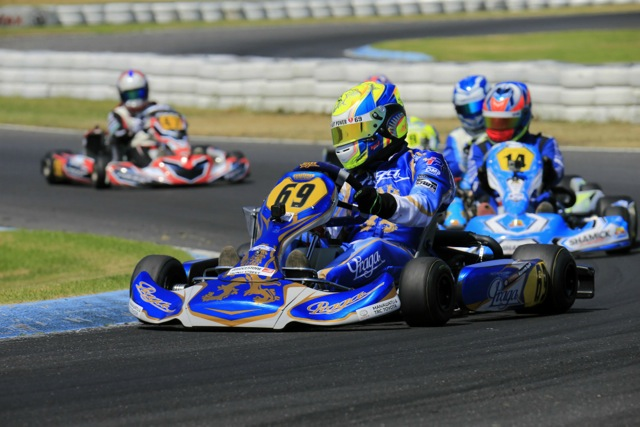 Round review - Rnd 1 2018 Australian Rotax Pro Tour kart series Todd Road Melbourne