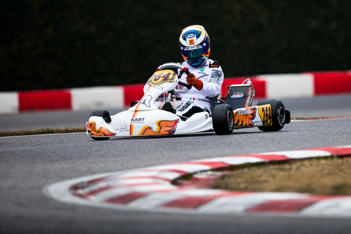 23rd Winter Cup – Mini Rok\OK heats