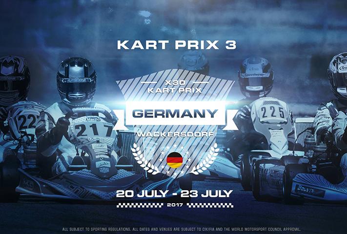 X30 Euro Series - Round 3, event information