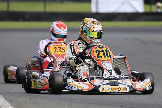 CRG-Maxter: another triumph in Germany thanks to Fabian Federer