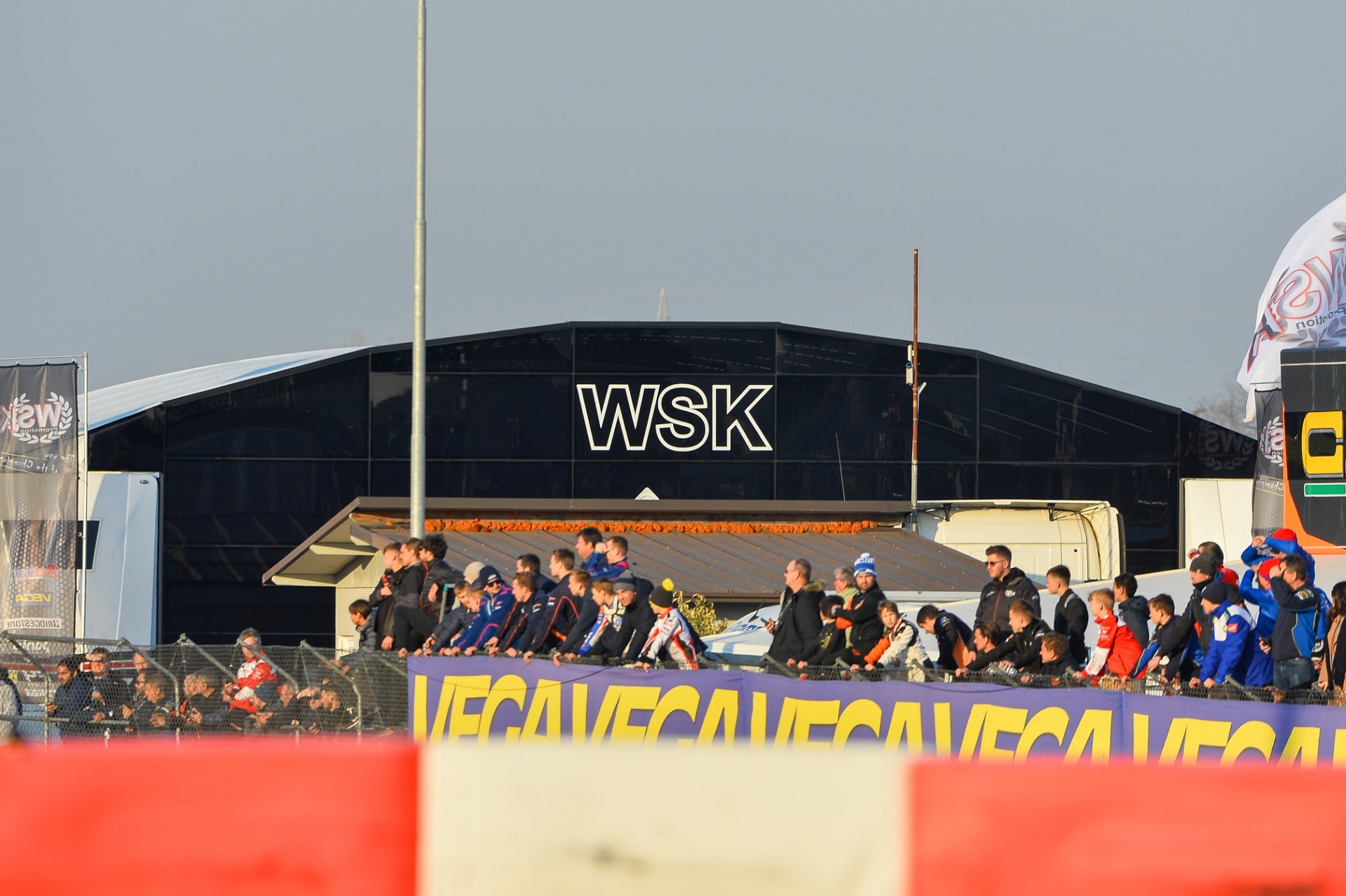 The WSK season starts again in July