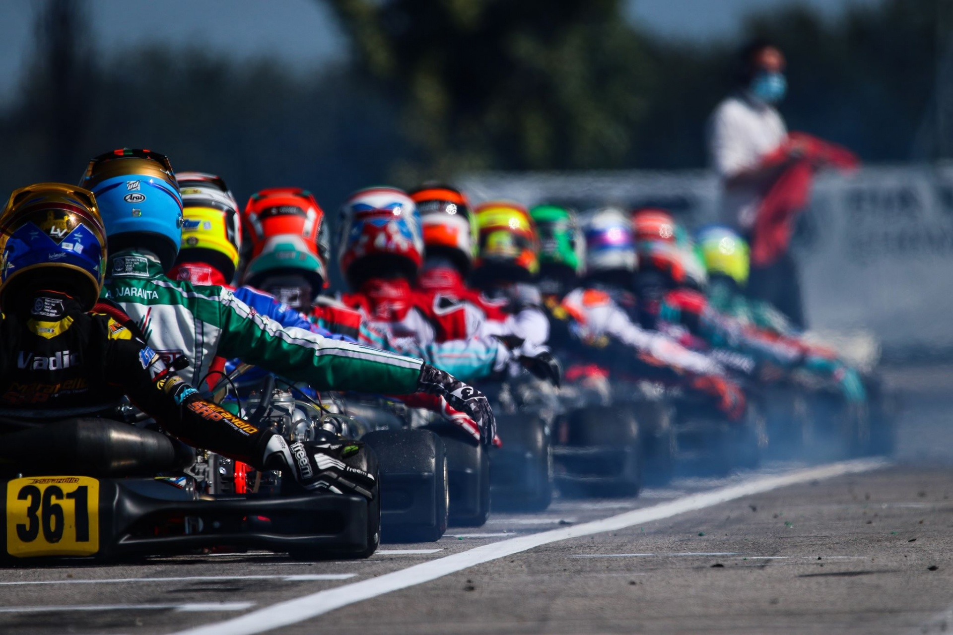 FIA Karting European Championship - The weekend report cards (Adria)
