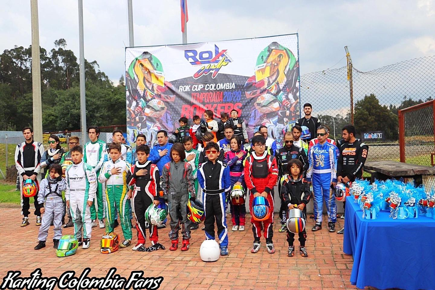 New date for Panamerican Rok Cup!