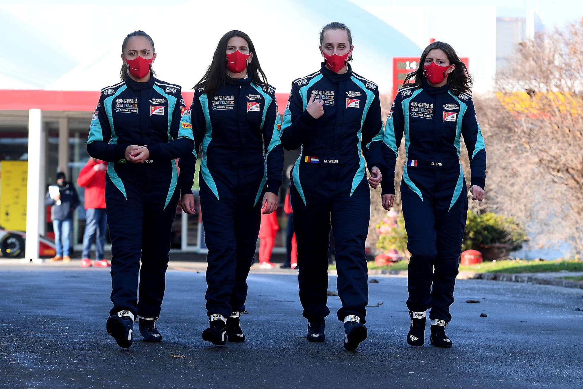 FIA Girls on Track - Waiting grows for the winner of the FDA contract!