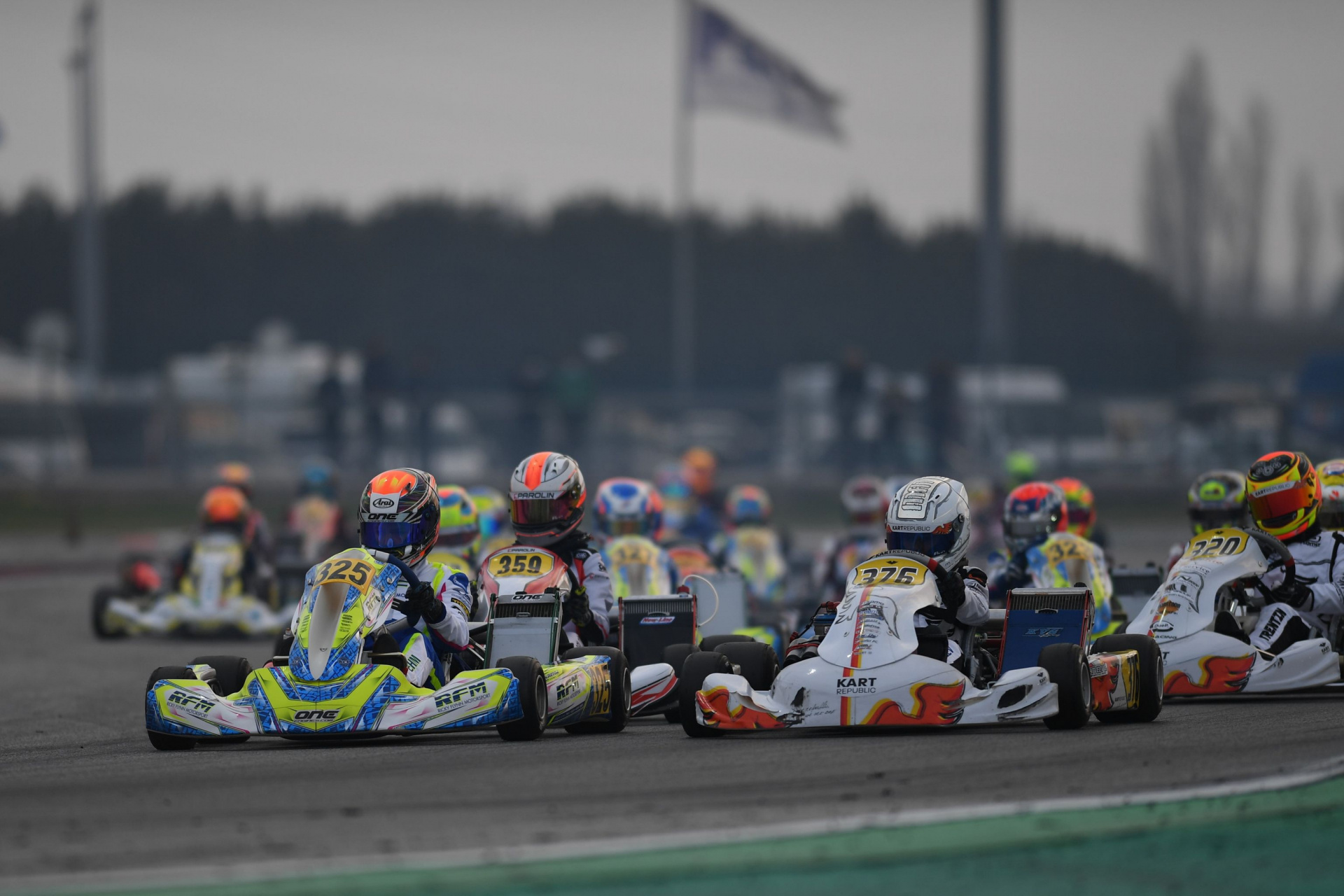 Top performance for Rehm at the WSK Champions Cup