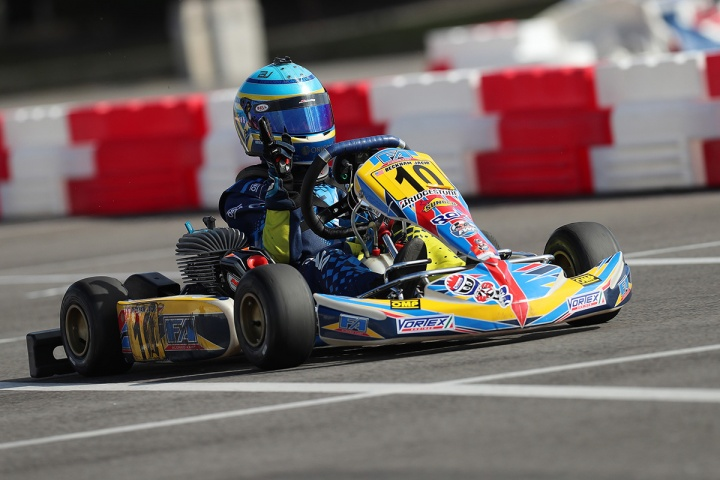More success for the otk kart brand at the rok cup usa florida winter tour