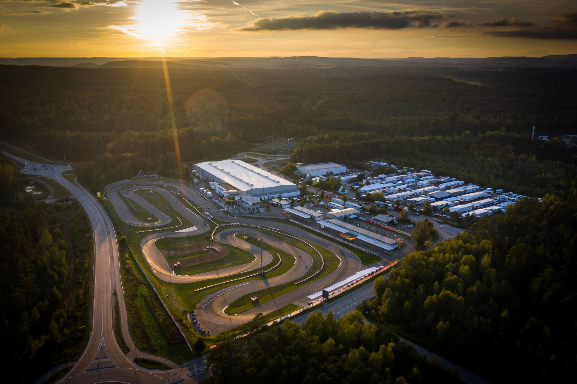European Championship KZ/KZ2, a new beginning