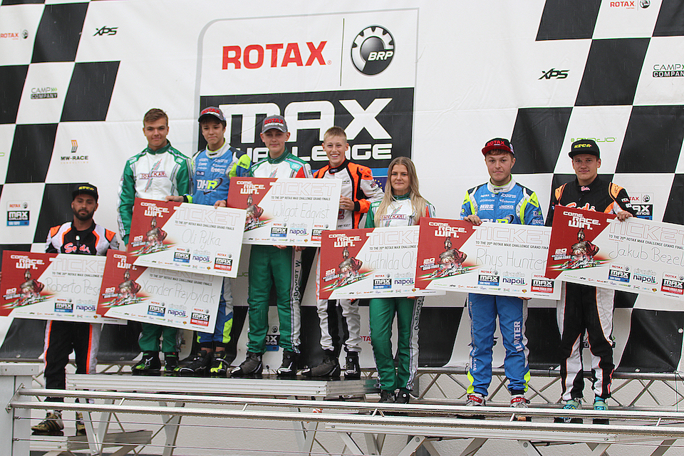 RMCET Wackersdorf: New Champions Crowned!